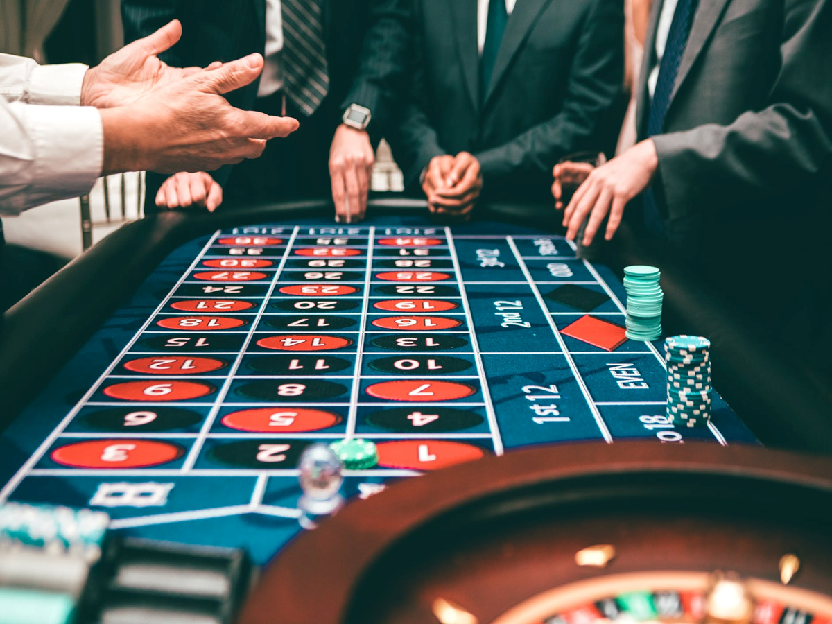 A Casino Player's Guide to Responsible Gambling